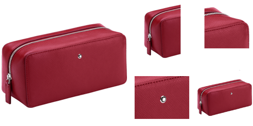 Косметичка Montblanc Sartorial Red